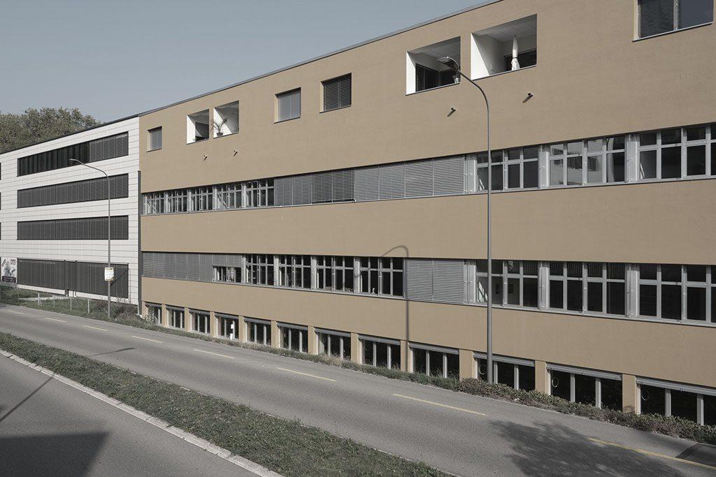 Elinag Elektroinstallationen Kommunikationsanlagen Standort Baden
