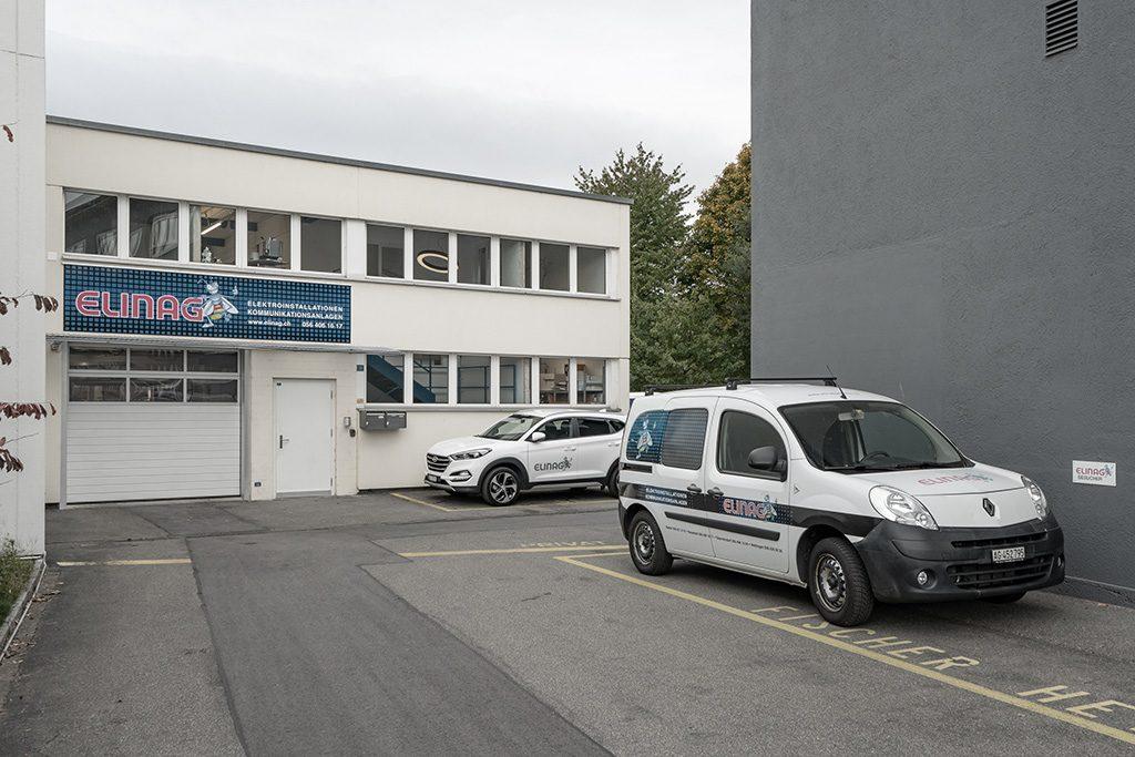 Elinag Elektroinstallationen Kommunikationsanlagen Standort Neuenhof